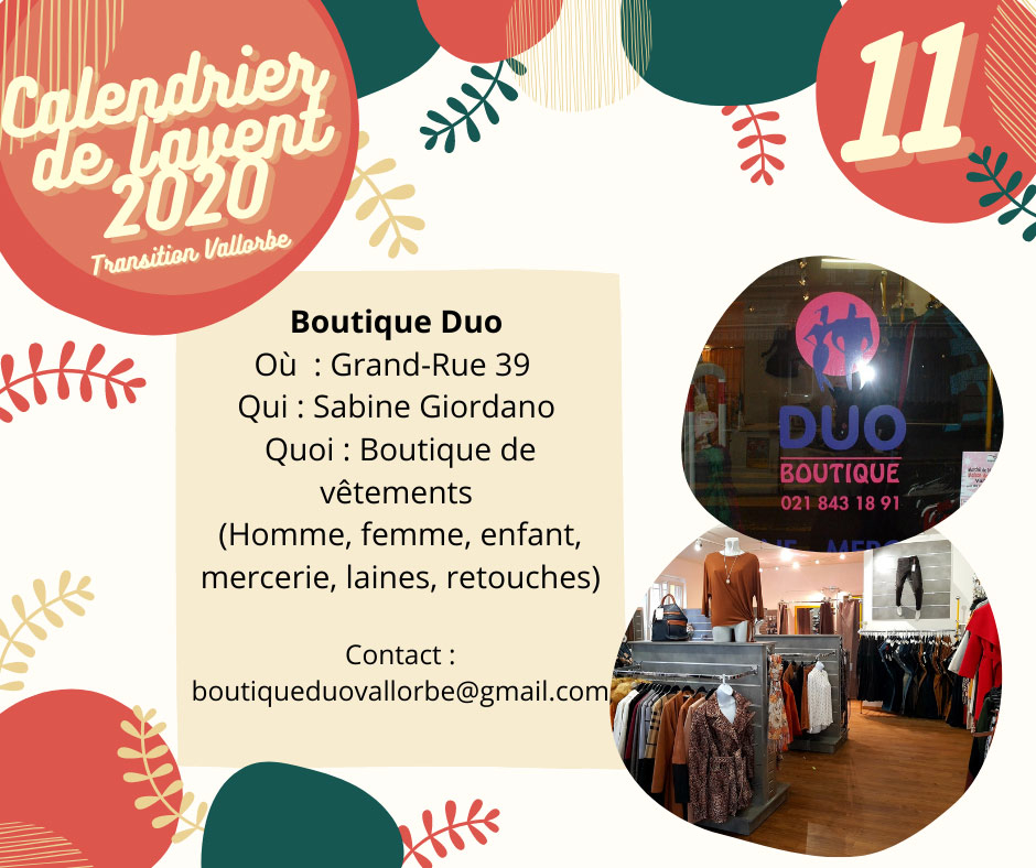 Boutique Duo
